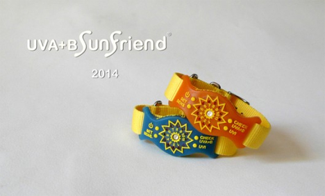 sunfriend wristband