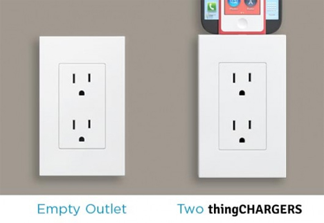 thingcharger device charger outlet