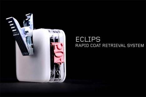 coat retrieval system
