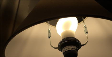 philips LED slimstyle light bulb