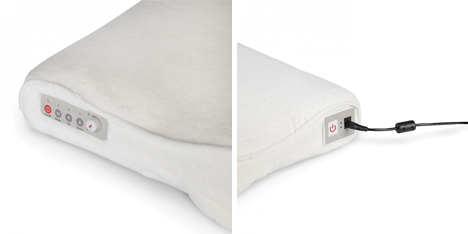 adjustable anti snoring pillow
