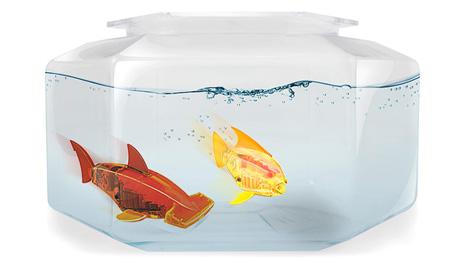 aquabot mechanical fish