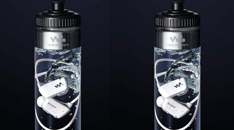 bottle walkman 2