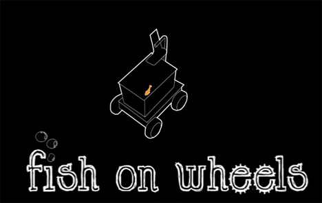 fish on wheels project