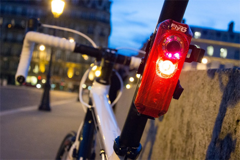 fly6 bike safety camera