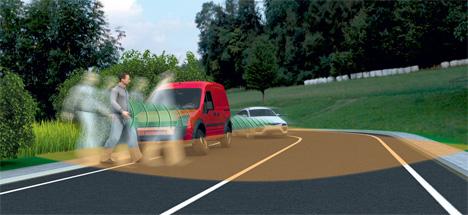 ko-tag pedestrian safety system