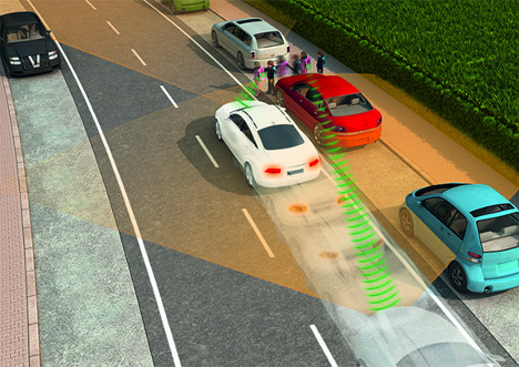 pedestrian safety system