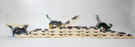 robot termites