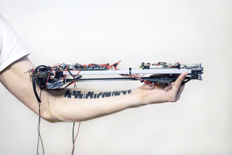 cybernetic musical instrument