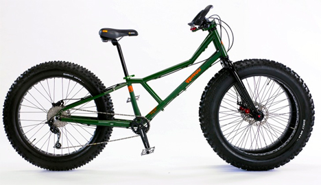 fat tire juggernaut bike