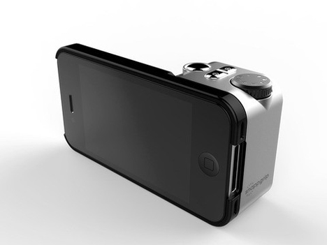 snappgrip iphone accessory