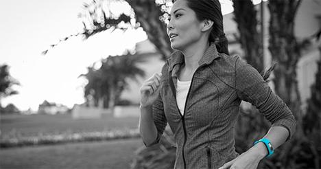 vivofit wearable fitness tracker