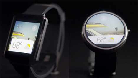 android wear google wearable smartwatch