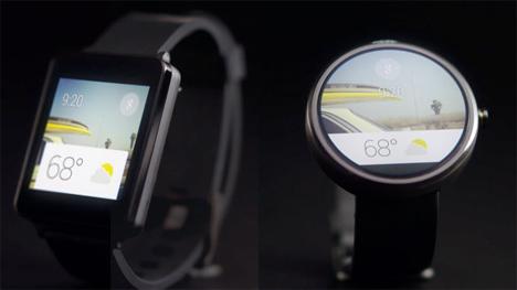 android wear google wearable smartwatch