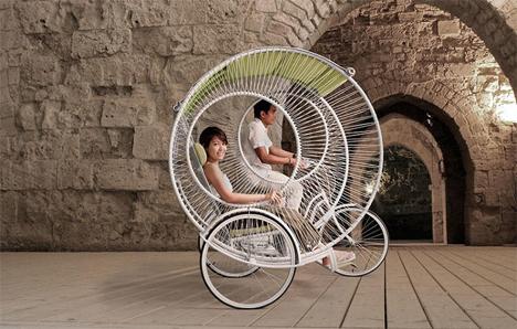 eclipse modern urban rickshaw
