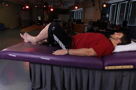 nerve stimulation paralyzed patients