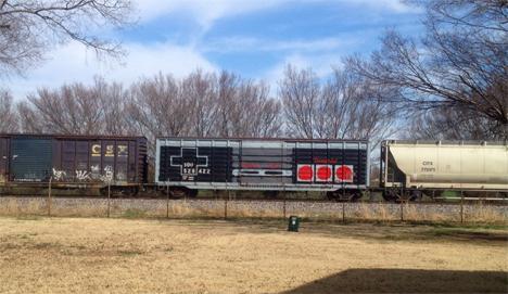 nintendo train graffiti