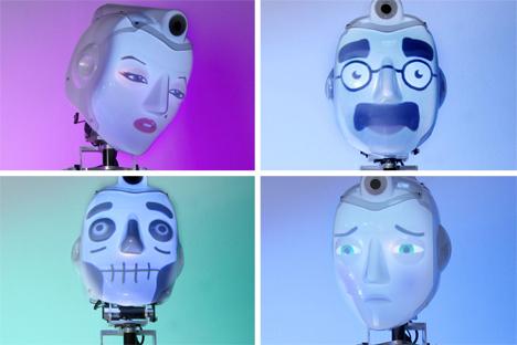 socibot different faces