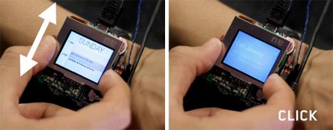 CMU smartwatch