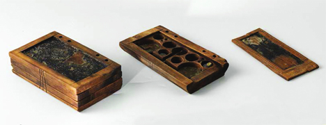 ancient byzantine device