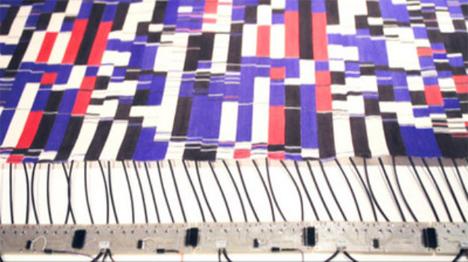 chromosonic heat reactive fabric