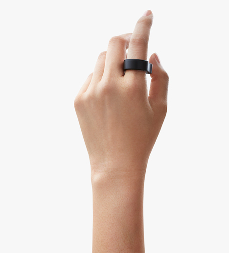 internet of things wearable ring
