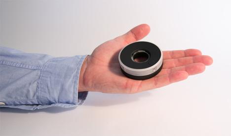 panoramic 360 degree CENTR camera