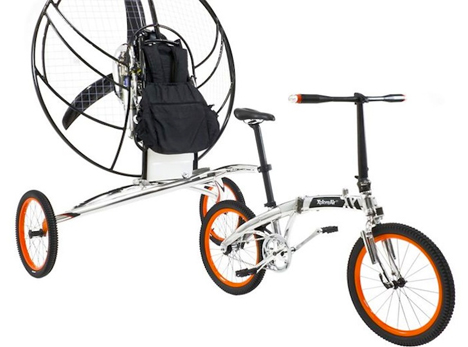 paravelo flying bike