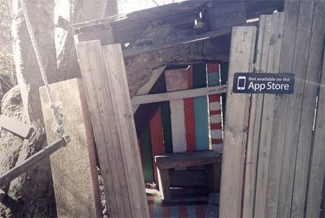 play fort not available on app store