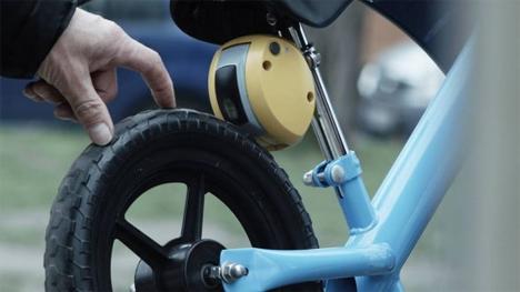 remote control bike brake