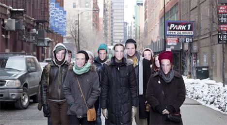 urme anti-surveillance masks