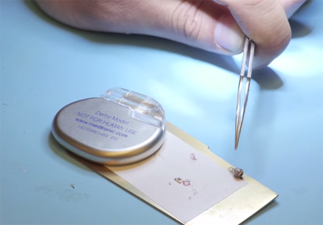 wireless power for pacemakers