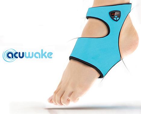 acuwake sock