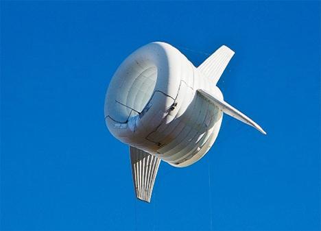 bat floating turbine