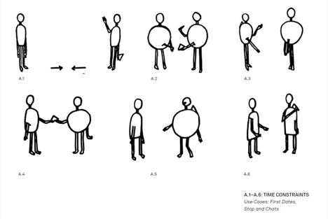 conversation facilitation inflatable suits