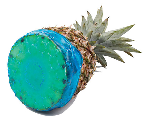 covered pineapple