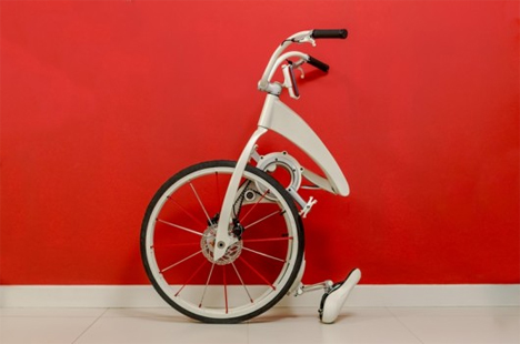 folded gi bike