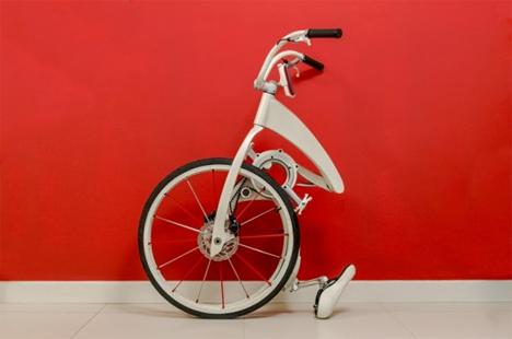 folded gi bike