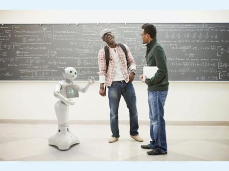 humanoid companion robot pepper