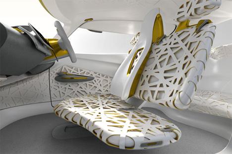 interior bench seat