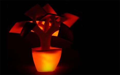 led electree mini night light