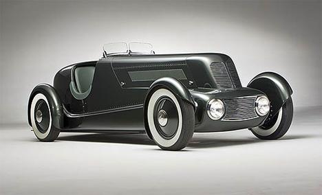 model 40 special speedster