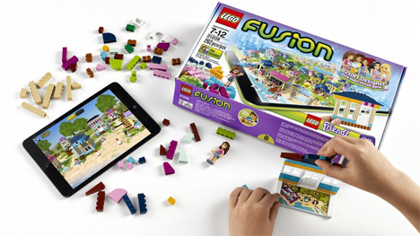 resort designer lego fusion virtual play set