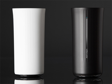 smart cup analyzes contents