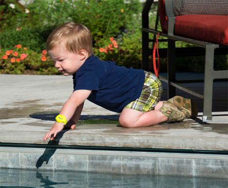toddler iswimband