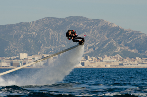 zapata racing hoverboard watercraft