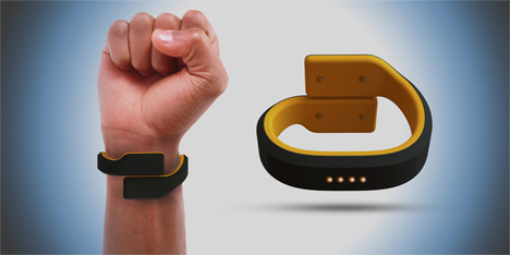 electric jolt behavior modification wristband