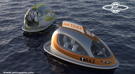 jet capsule designs ideas