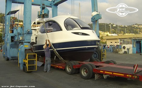 jet taxi real example