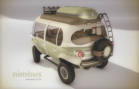 nimbus e-car concept